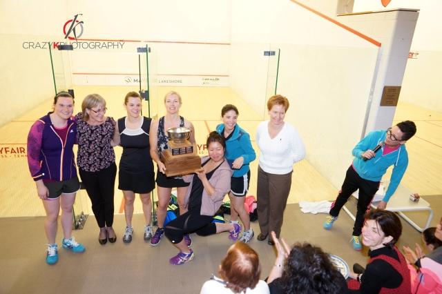 Valhalla B Team Trophy